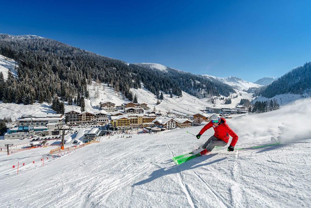 Skiurlaub in Zauchensee, Ski amadé