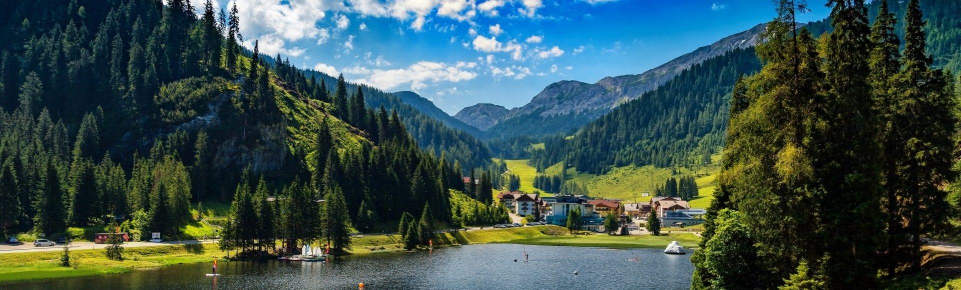 Sommer in Zauchensee