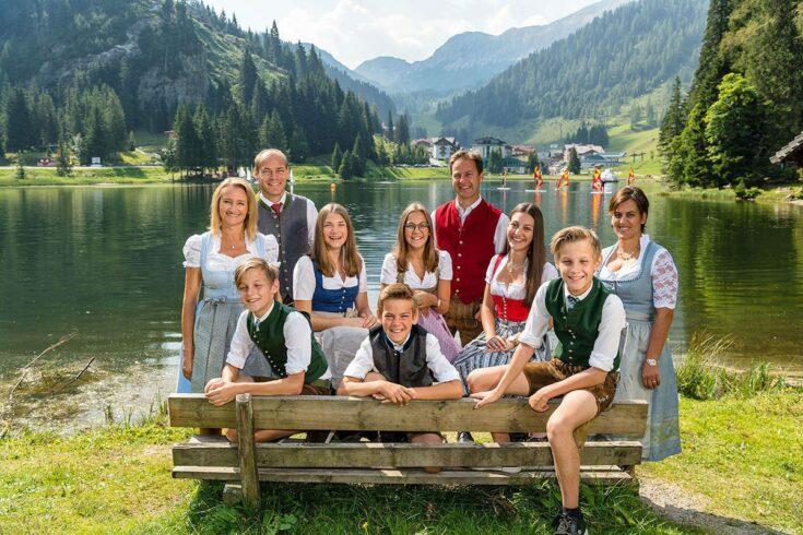 Familie Walchhhofer - Walchhofer Tourismusbetriebe