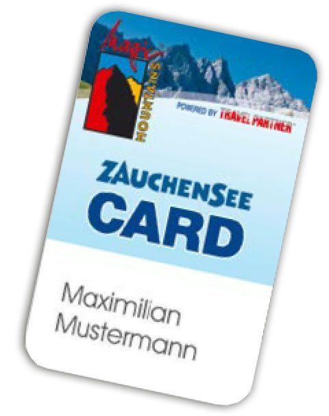 Magic Mountains Card