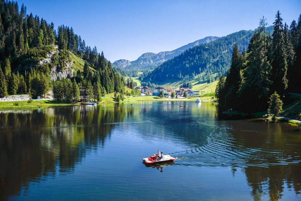 Magic Mountains Sommer Urlaub