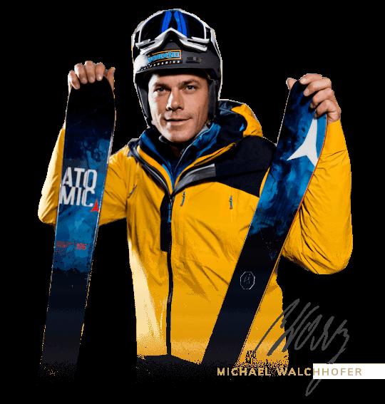 Michael Walchhofer Weltmeister Abfahrtslauf