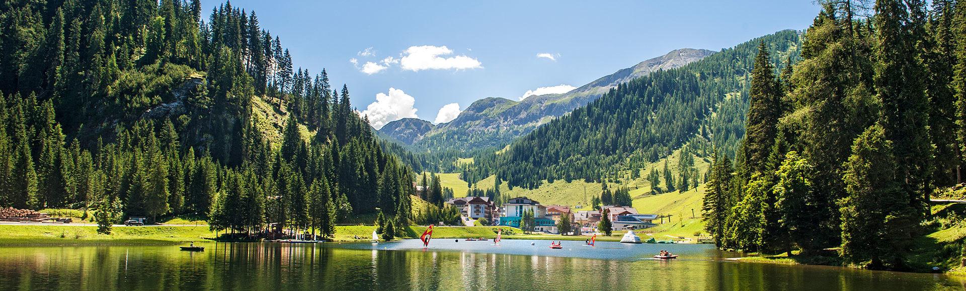 Sommerurlaub in Zauchensee