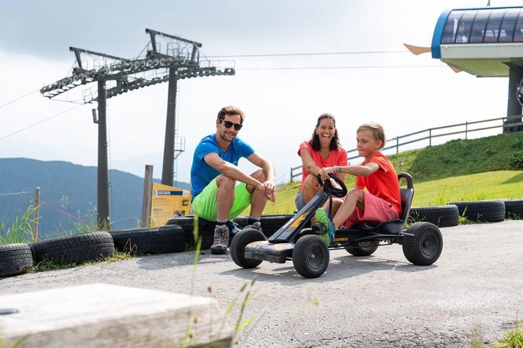 Sommerurlaub in Zauchensee, Salzburg
