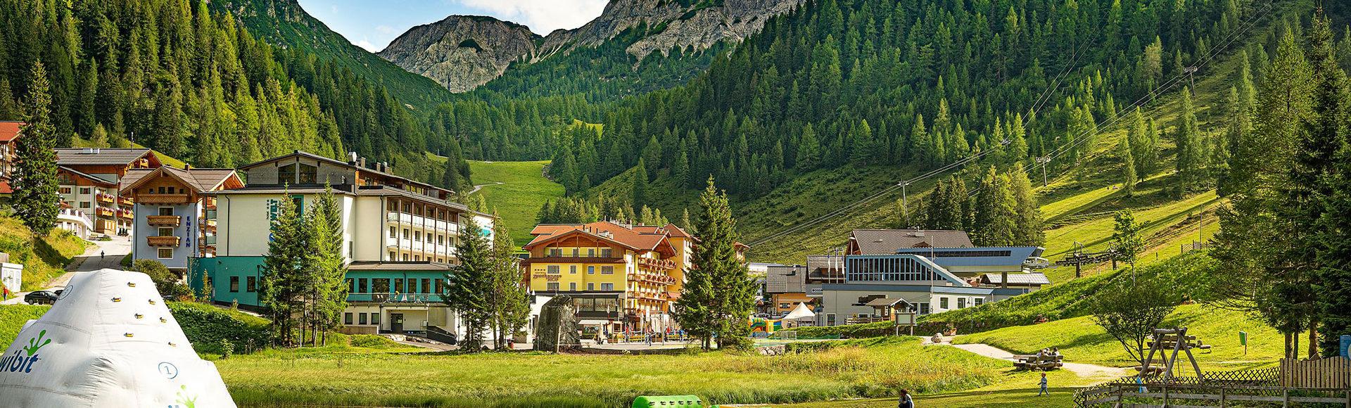 Toplage im Sommerurlaub in Zauchensee