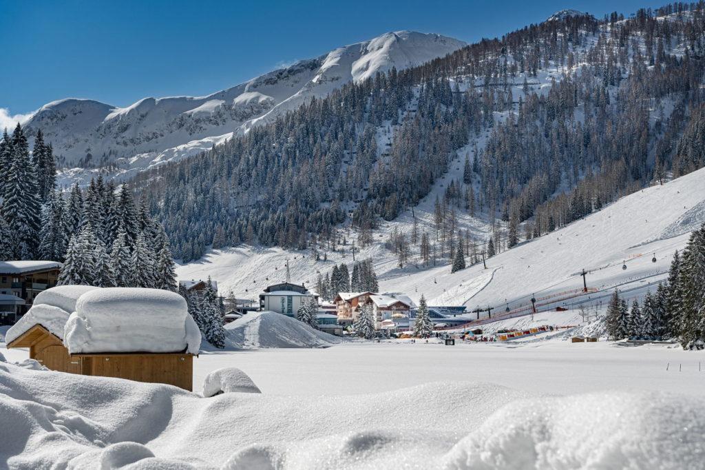 Winter Idylle Zauchensee