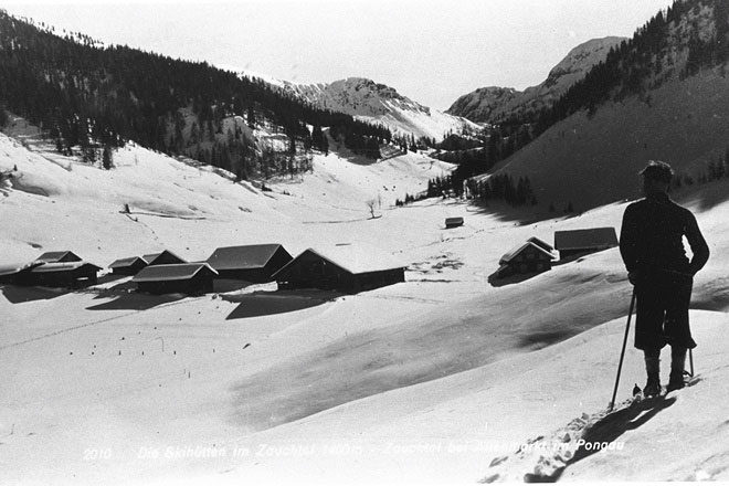 Zauchensee 1936