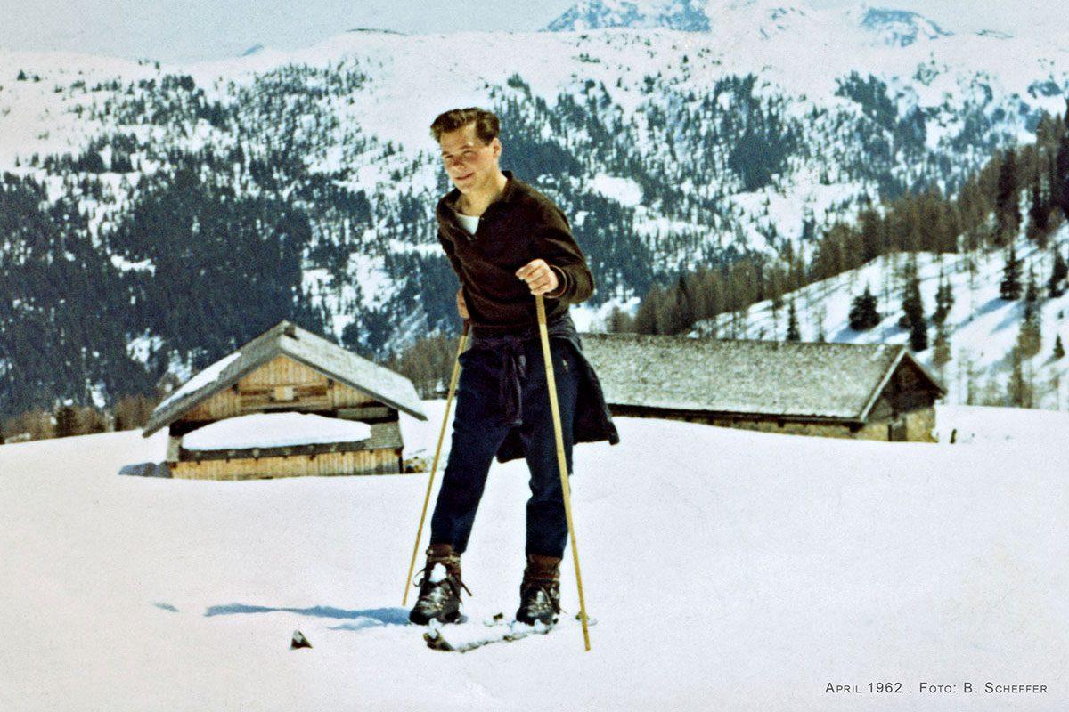 Zauchensee 1962