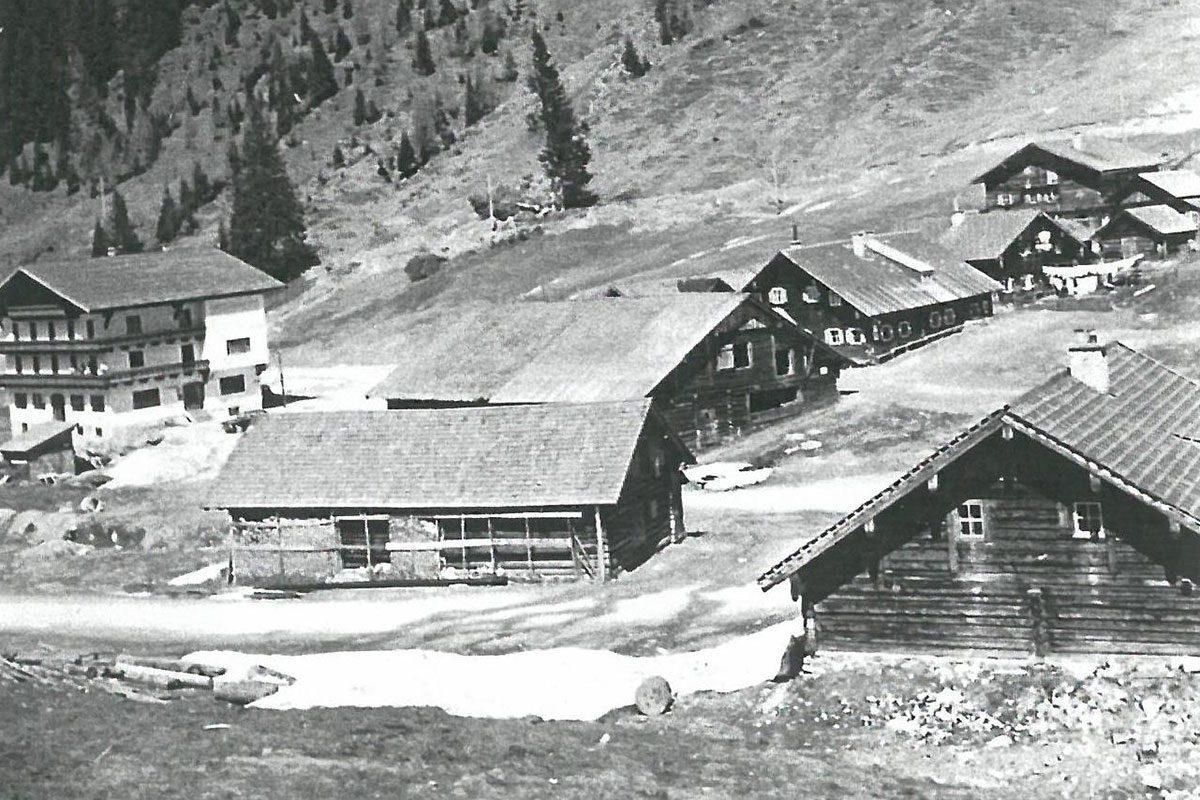 Zauchensee 1968