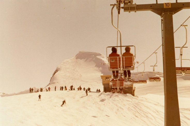 Zauchensee 1972