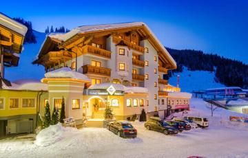 Zauchensee Hotel Zentral Winter